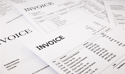 Invoices Ready for Processing in an Accounts Payable Solution