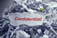 Protect your identity, intellectual property and reputation with PaperMountains' high security confidential waste disposal service.