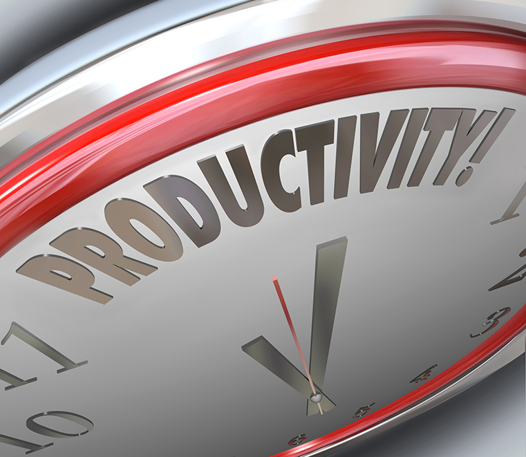 Increase Productivity By Scanning...Capture data quickly and accurately and start business processes running.