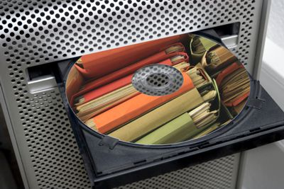 Store and find scanned images on cd or dvd for a simple hassle free electronic file cabinet solution.