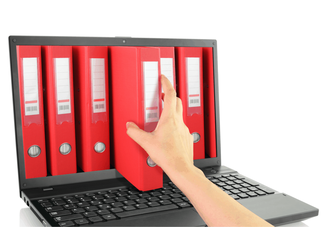 Paper files securely stored and available anywhere by scanning using the online archive electronic document management system. A flexible electronic archiving system to suite any budget.