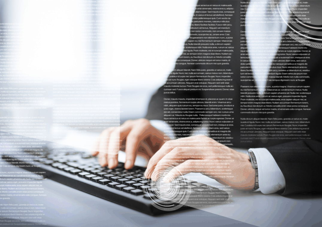Data capture service from scanned paper documents.