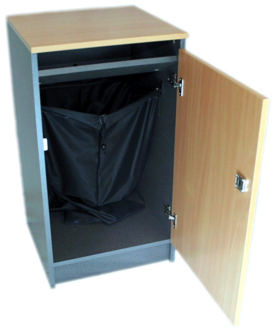 Secure Paper Shredding Consoles with lock, Locking Shred Consoles, Paper Consoles, Secure Shredding Consoles, Shredding Console