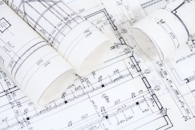 Scan,digitise and convert large format drawings and plans