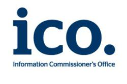 PaperMountains is registered with the Information Commissioners Office