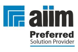 AIIM Prefered Solution Provider